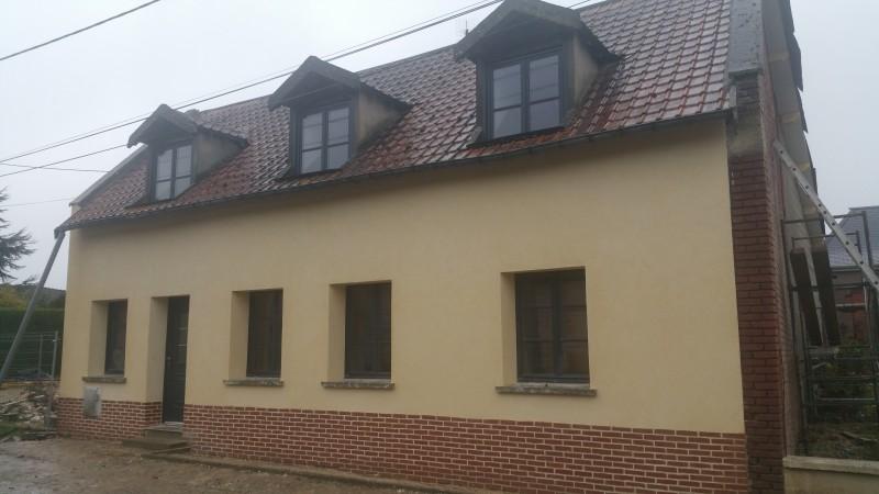 Rénovation et extension d'une habitation